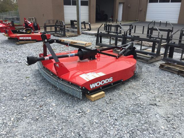 2021 Woods Rotary Cutter 6Ft BB72.30 in Madison, Georgia 30650