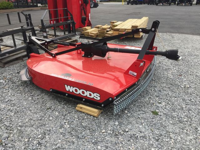 2021 Woods Rotary Cutter 6Ft BB72.30