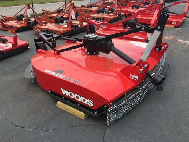 2021 Woods Rotary Cutter 6Ft BB72.50