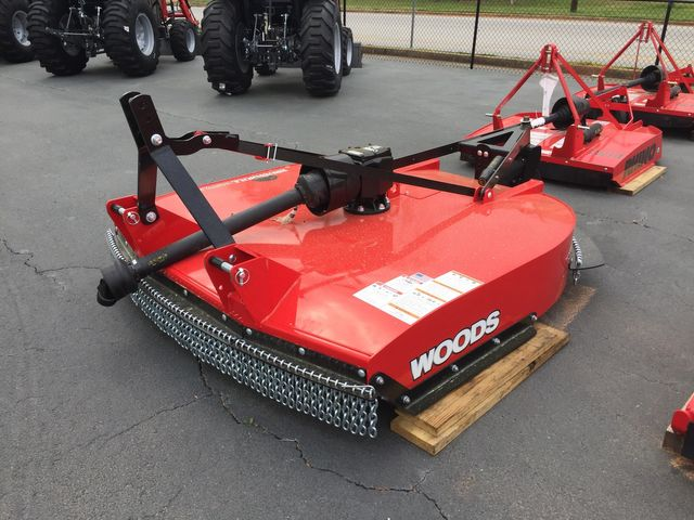 2021 Woods Rotary Cutter 6Ft BB72.50 in Madison, Georgia 30650