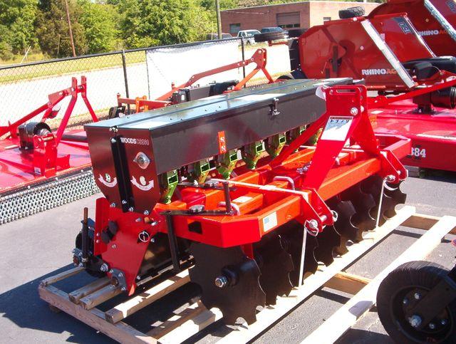 2021 Woods Seeder CSS60 Super Seeder