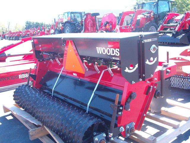2020 Woods CSS60 Super Seeder in Madison, Georgia 30650