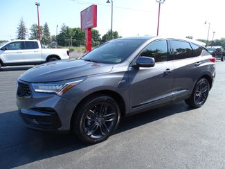2021 Acura RDX w/A-Spec Package in Valparaiso, Indiana 46385