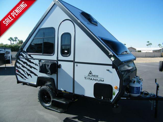 2021 Aliner Titanium 12 Off Road   in Surprise-Mesa-Phoenix AZ