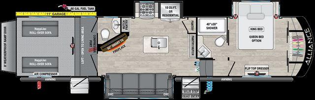 2021 Alliance Valor 36V11  in Surprise-Mesa-Phoenix AZ