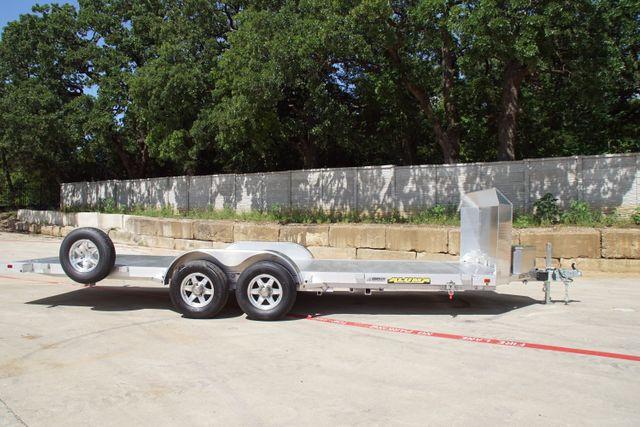 2021 Aluma 20' Power Tilt Car Hauler 8220H Tilt in Keller, TX 76111