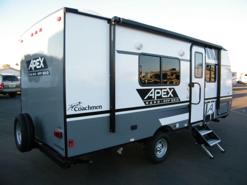 2021 Apex Nano 187RB Off Grid  in Surprise, AZ