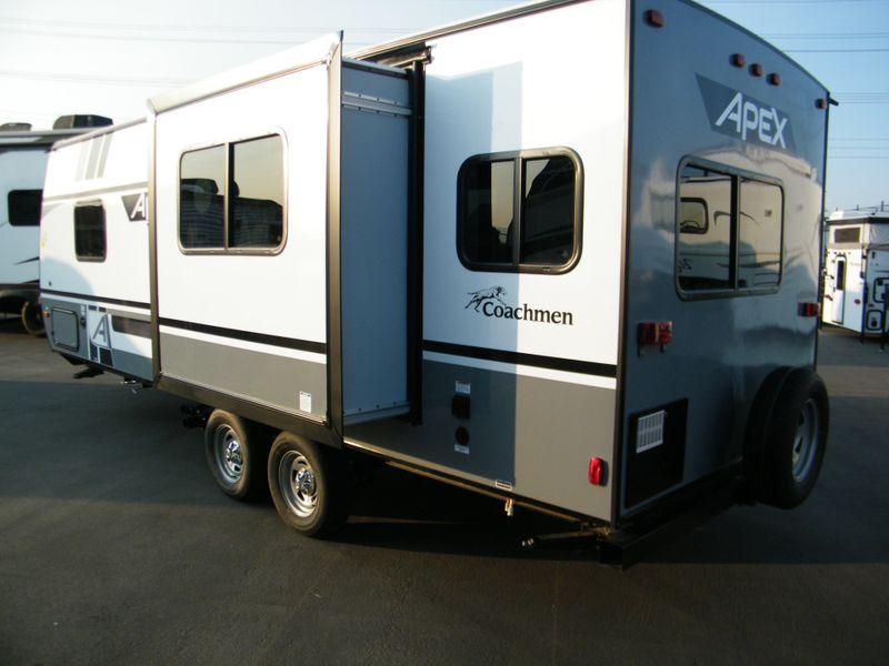 2021 Apex Nano 213RDS Off Grid  in Surprise, AZ