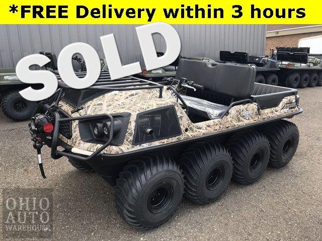 2021 Argo AURORA 950 SX Huntmaster 8x8 UTV ATV WE FINANCE