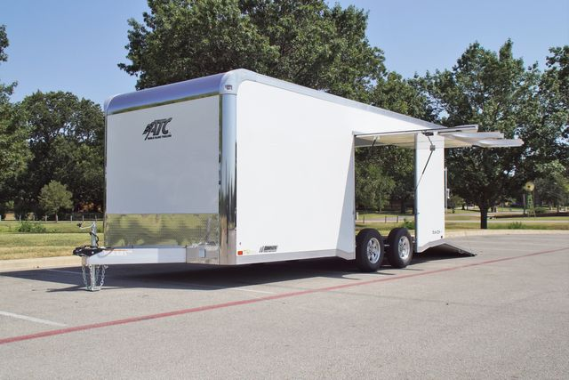 2021 Atc 20' Raven Plus w/ Perimeter Skirting in Keller, TX 76111