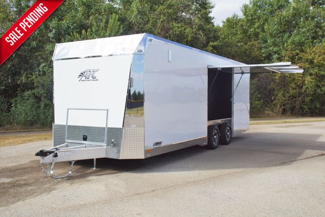 2021 Atc 24' Quest X Car Hauler