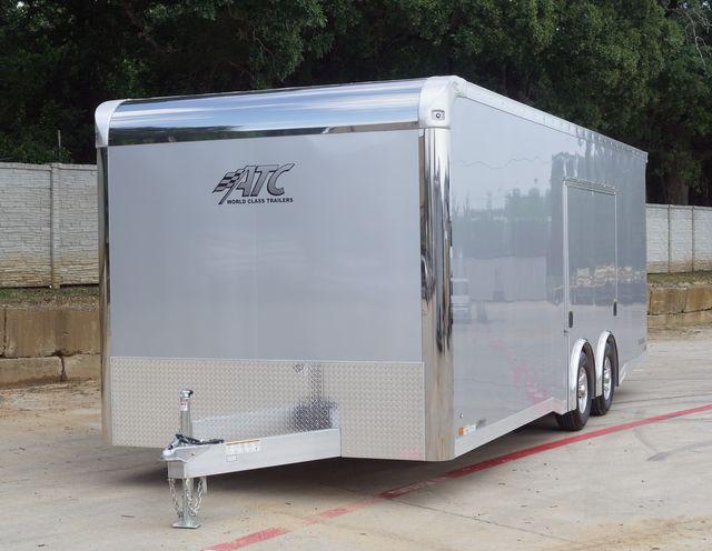 2022 Atc 24' Raven Limited Car Hauler With Premium Escape Door $26,995 in Keller, TX 76111