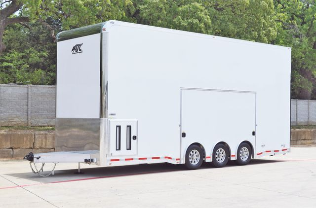 2021 Atc 26' ALL ALUMINUM STACKER ST305 W/ TILTING LIFT AND PREMIUM ESCAPE DOOR $69,995 in Keller, TX 76111