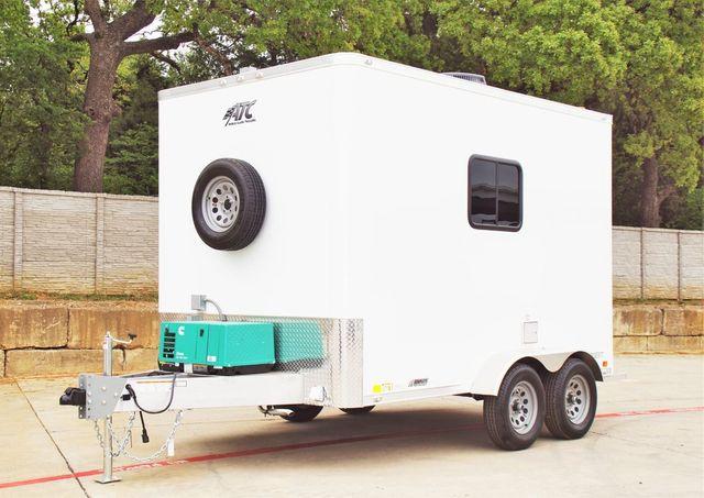 2021 Atc 7X12 FIBER OPTIC TRAILER $37,295 in Keller, TX 76111