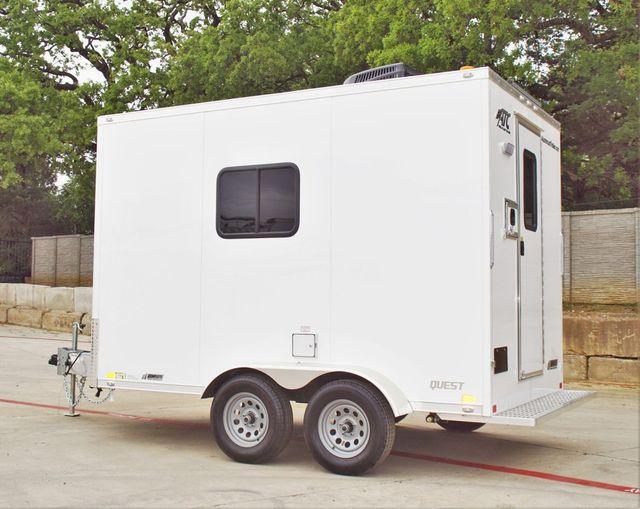 2021 Atc 7X12 FIBER SPLICING TRAILER $40995 in Keller, TX 76111