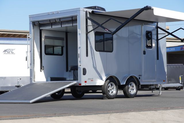 2021 Atc QUEST 7.5 X 16 MOTORCYCLE RACING TRAILER in Keller, TX 76111