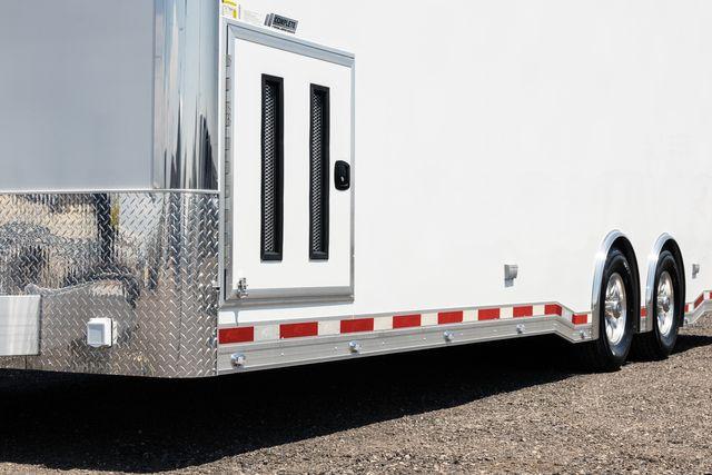2021 Atc QUEST Custom CH405 28' Race Trailer in Keller, TX 76111