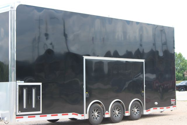 2021 Atc QUEST STACKER ST305 Race Trailer with Lift & Premium Escape Door in Conroe, TX 77384