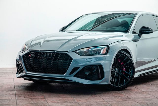 2021 Audi RS5 Coupe Black Optic Launch Edition in Addison, TX 75001
