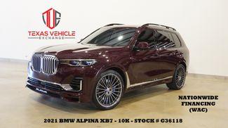 2021 BMW ALPINA XB7 HUD,PANO ROOF,360 CAM,HTD/COOL LTH,23'S,10K in Carrollton, TX 75006
