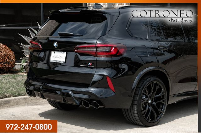 2021 BMW X5 M Competition in Addison, TX 75001