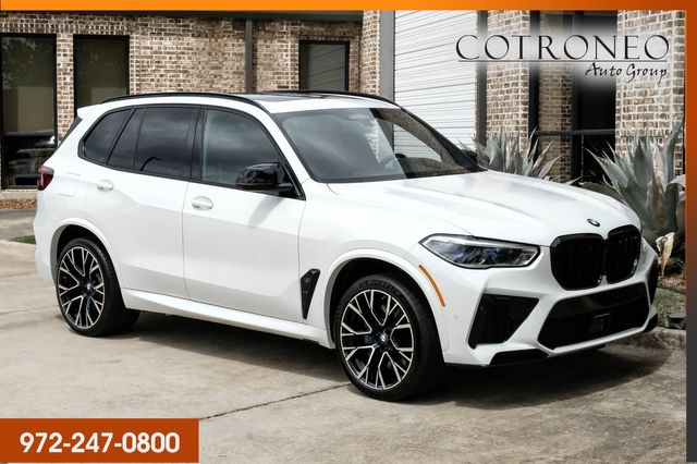 2021 BMW X5 M Competition