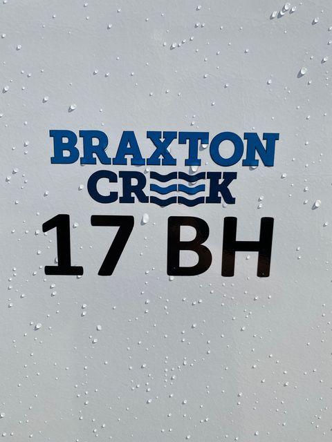 2021 Braxton Creek Bushwacker Plus 17BH in Mandan, North Dakota 58554