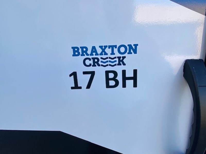 2021 Braxton Creek Bushwhacker 17bh  in Mesa, AZ