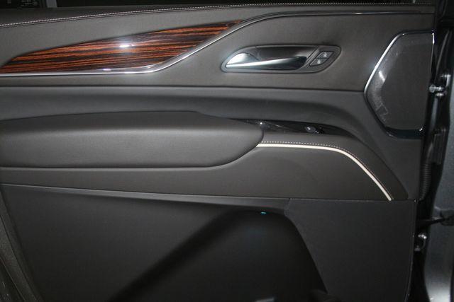 2021 Cadillac Escalade ESV Premium Luxury Houston, Texas 25