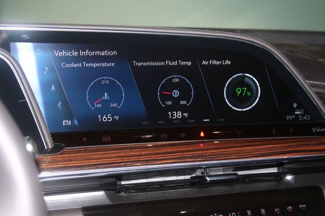 2021 Cadillac Escalade ESV Premium Luxury Houston, Texas 39