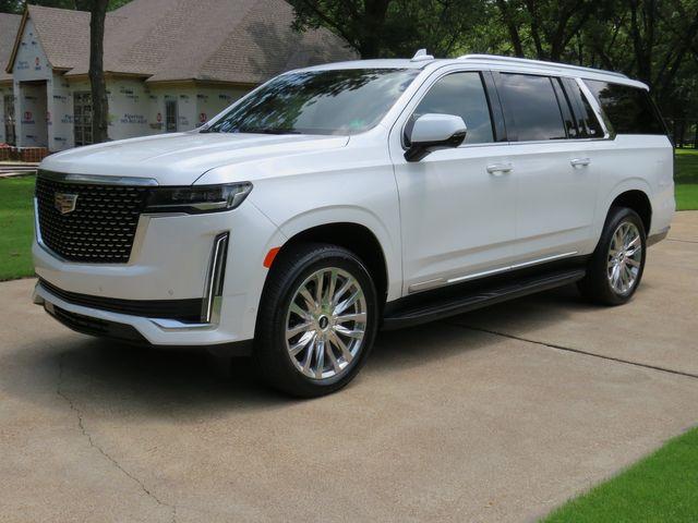 2021 Cadillac Escalade ESV Premium Luxury 4WD