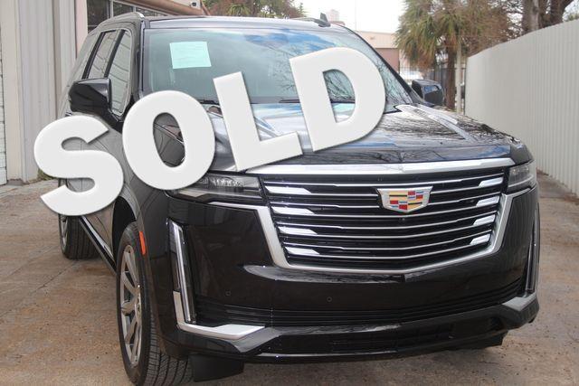2021 Cadillac Escalade Premium Luxury Platinum Houston, Texas