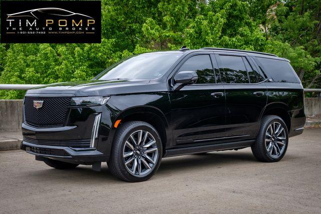 2021 Cadillac Escalade Platinum sport