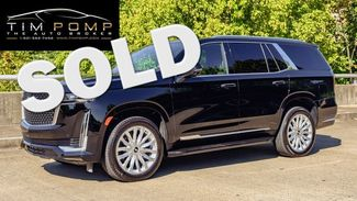 2021 Cadillac Escalade Luxury | Memphis, Tennessee | Tim Pomp - The Auto Broker in  Tennessee