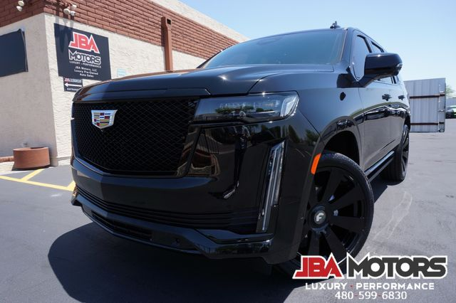 2021 Cadillac Escalade Sport Package 4x4 4WD SUV ~ Rear DVD Night Vision