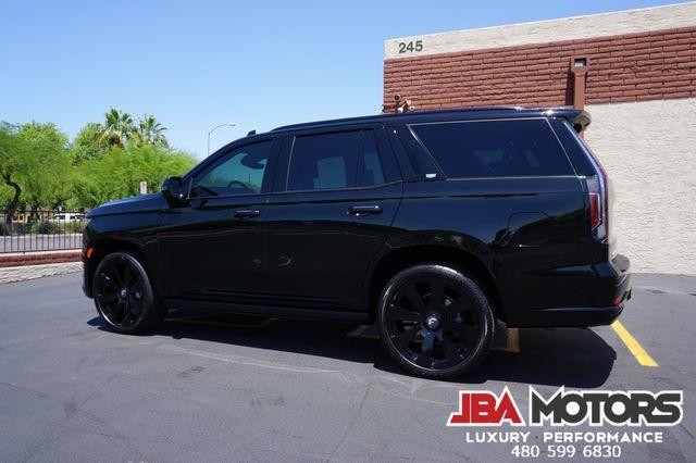 2021 Cadillac Escalade Sport Package 4x4 4WD SUV ~ Rear DVD Night Vision in Mesa, AZ 85202