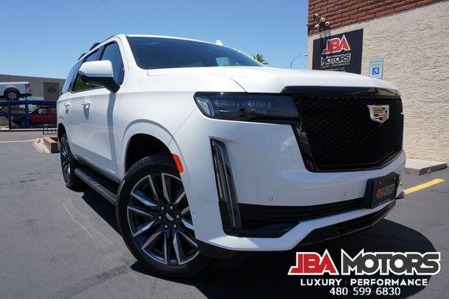 2021 Cadillac Escalade Sport 4x4 Duramax Diesel 4WD SUV