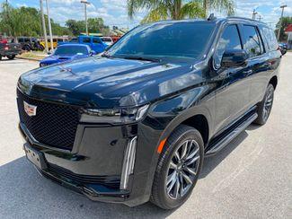 2021 Cadillac Escalade SPORT REAR ENTERTAINMENT   Plant City Florida  Bayshore Automotive   in Plant City, Florida