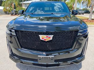 2021 Cadillac Escalade SPORT REAR ENTERTAINMENT   Plant City Florida  Bayshore Automotive   in Plant City, Florida