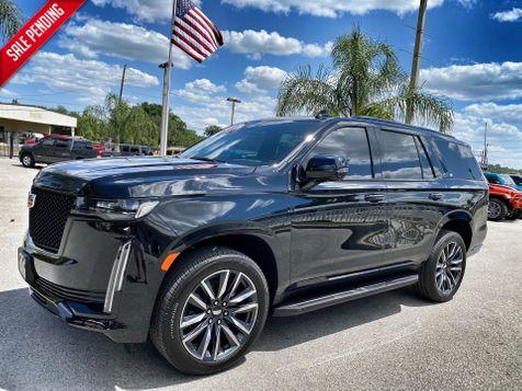 2021 Cadillac Escalade SPORT REAR ENTERTAINMENT  in Plant City, Florida