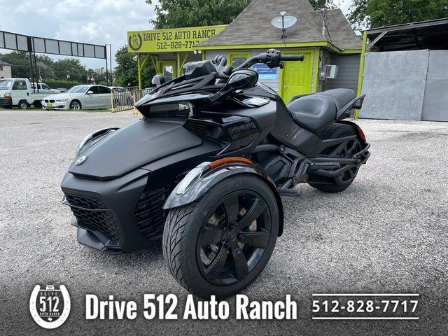 2021 Can-Am Spyder F3-S in Austin, TX 78745