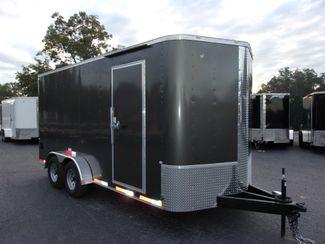 2022 Cargo Craft Enclosed 7x16 5 Ton 7 ft Interior Height in Madison, Georgia 30650