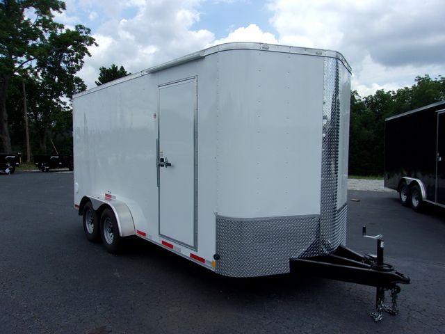 2021 Cargo Craft Enclosed 7x16 5 Ton 7 ft Interior Height