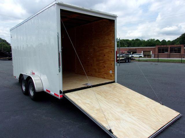 2021 Cargo Craft Enclosed 7x16 5 Ton 7 ft Interior Height in Madison, Georgia 30650
