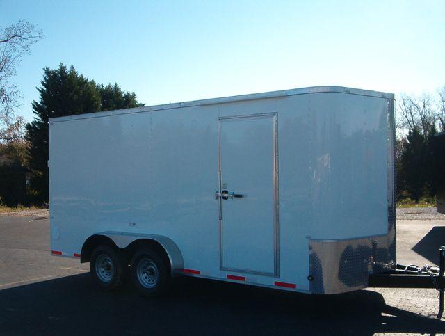 2021 Cargo Craft Enclosed 7x16 5 Ton 7' Interior Height in Madison, Georgia 30650