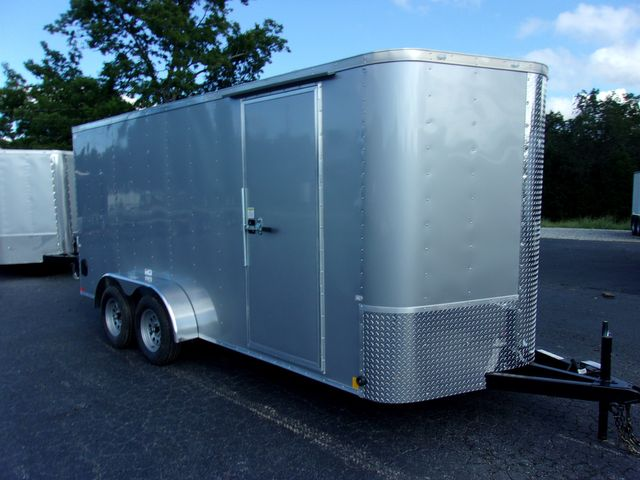 """2022 Cargo Craft Enclosed 7x16 6'6"""" Interior Height"""