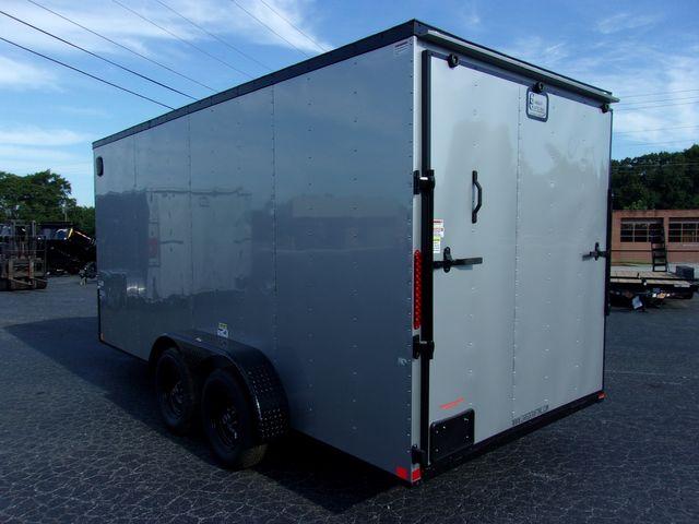 2021 Cargo Craft Enclosed 7x16 7' Interior Height in Madison, Georgia 30650