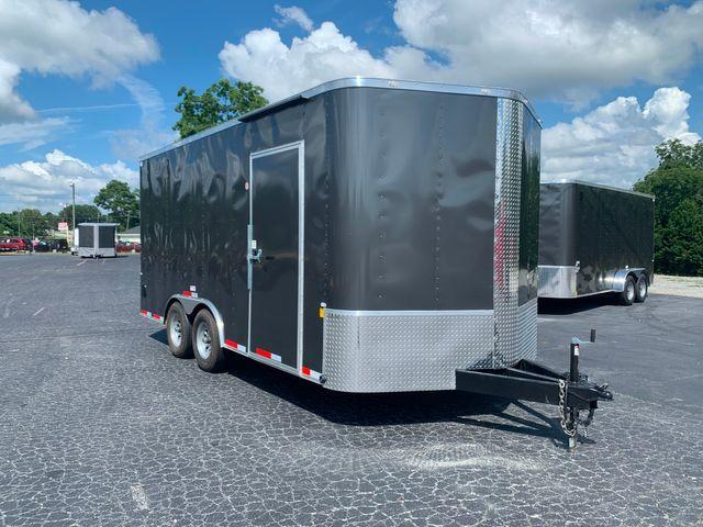 2022 Cargo Craft Enclosed 8 1/2x16 5 Ton 7 Ft Interior Height