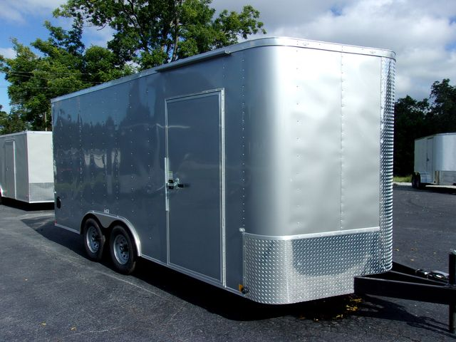 2021 Cargo Craft Enclosed 8 1/2x16 5 Ton 7 Ft Interior Height in Madison, Georgia 30650