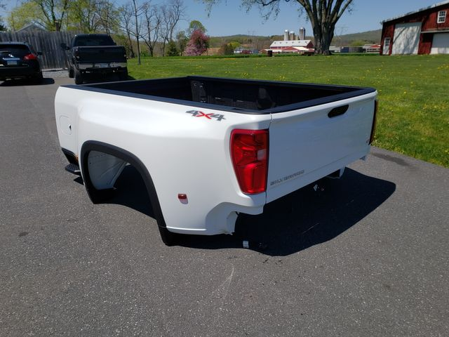 2021 Chevrolet 8 ft Bed Dual Rear Wheels